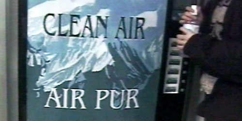 still from Clean Air Day PSA